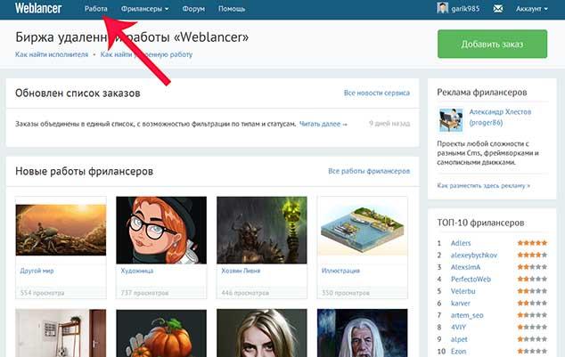 weblancer 634 3